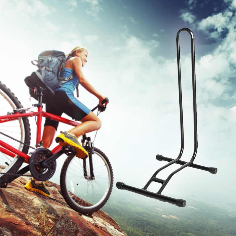 VTT Support Stationnement Support Haute Gulity Vélo Enduit En Acier D'affichage de Support de Plancher de Support de Réparation Accessoires de Support à vendre