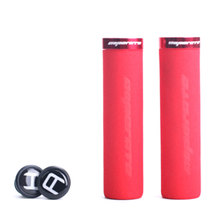 1 Pair Plastic Bicycle Handlebars For Cycling Cover Grips Smooth Soft Sponge Handle Bar End BMX MTB Bike Bicycle Handlebar 1pair soft foam sponge bmx mtb bike cycle bicycle handle handlebar bar grips