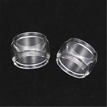цена на 2PCS YUHETEC bubble glass for Hellvape Dead rabbit RTA 4.5 ml/Dead Rabbit V2 5ml