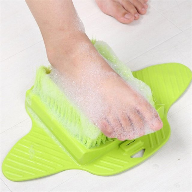 Foot Cleaner Foot Massage Brush Remove Dead Skin Grinding Foot Brush Foot Grinding Machine Grinding Machine Pedicure 2