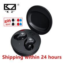 KZ Z1 Pro TWS 블루투스 5.2 이어폰 AAC 터치 컨트롤 이어폰 다이나믹 이어 버드 스포츠 게임 헤드셋 KZ Z3 S2 S1 SA08 DQ6 ZAX