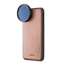 Ulanzi Telefono Lens Adapter Filter Anello 17 MILLIMETRI per 52 MM/37 MM a 17 MILLIMETRI Adattatore Filtro per iPhone 11 Pro Max Samsung Huawei Xiaomi