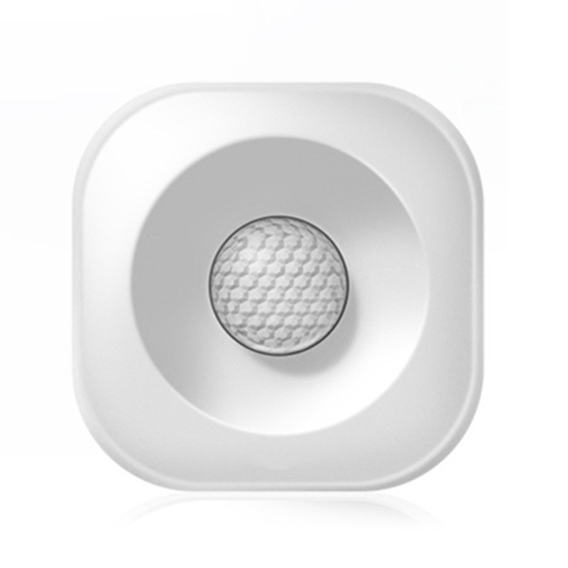High Accurate Smart Wireless Pir Motion Sensor Detector Wifi Smart Security Burglar Alarm Compatible Alexa Google