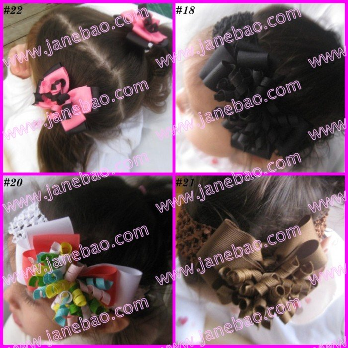 120 шт 4 ''M2MG слой ed бант для волос Korker(без повязки на голову) слой волос банты Твердые ленты банты для волос