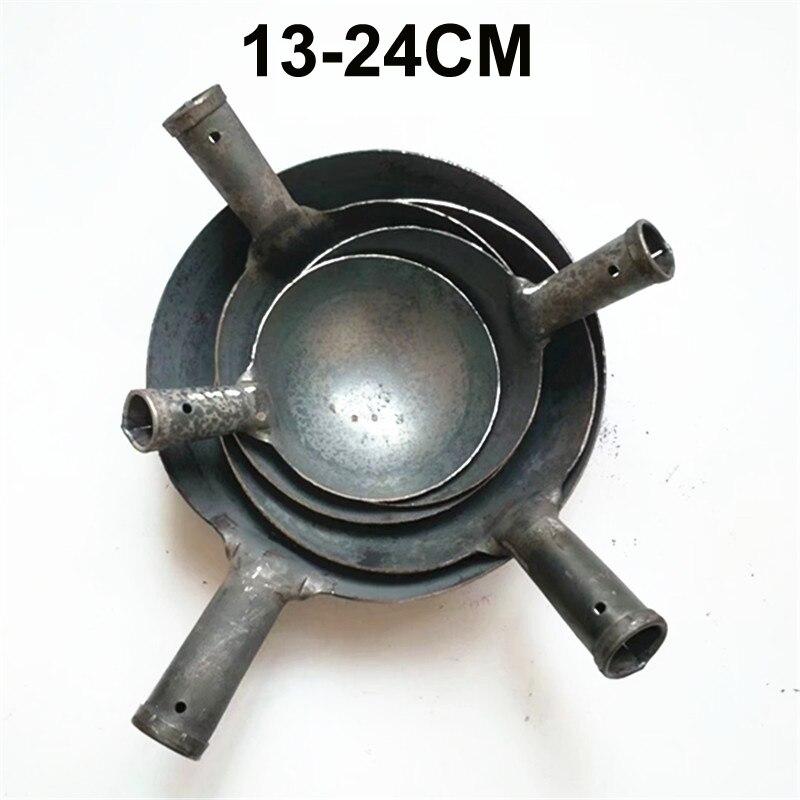 cuillere a eau en fer ustensile industrielle extra large cuillere a ciment cuillere a oeufs en aluminium cantine passoire commerciale