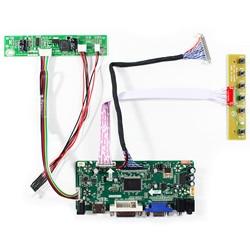 Neue HDMI + DVI + VGA LCD Lvds Board für LP154WX4-TLB4 LP154WX4-TLC5 LP154WX4-TLCB LP154WX4 (TL)(C1) LP154WX4 TLC3 LP154WX4 (TL)(B2)