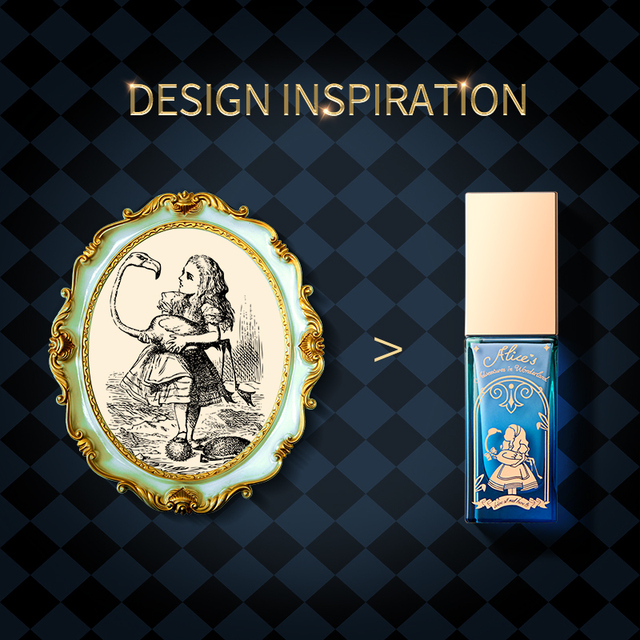ZEESEA x British Museum Alice in Wonderland Face Makeup Base Foundation Cream 3