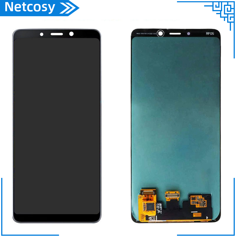 <font><b>LCD</b></font> <font><b>Screen</b></font> Assembly For <font><b>Samsung</b></font> <font><b>Galaxy</b></font> <font><b>A9S</b></font> <font><b>LCD</b></font> Touch Digitizer <font><b>Screen</b></font> Assembly Repair Part For <font><b>Samsung</b></font> <font><b>Galaxy</b></font> <font><b>A9S</b></font> Replacement image