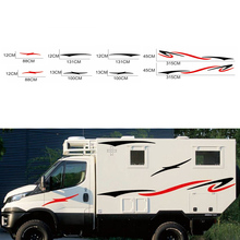 RV Sticker Caravan Decal Graphic For Camper Van Horsebox