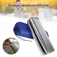 Ультралегкий водонепроницаемый коврик для кемпинга одеяло пикника