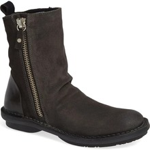 Women Side Zipper Boots Cow Suede Ladies High Quality Ankle Chelsea Leather Winter Snow Shoes Botas Mujer