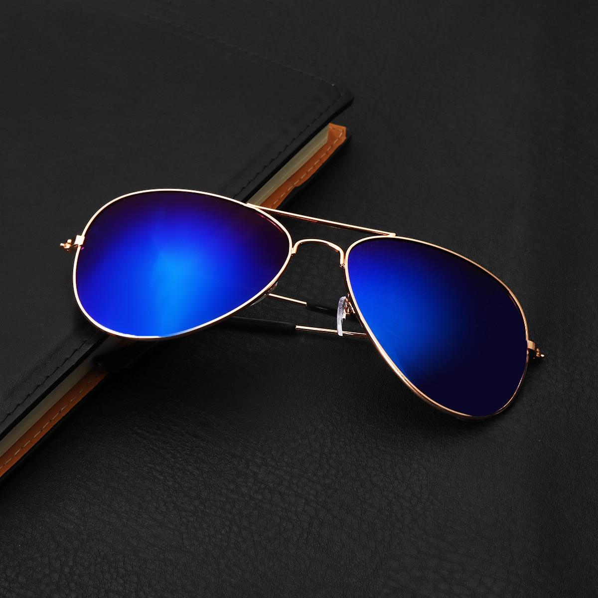 Men Women Retro Sunglasses Fishing Golf Ball Finder Glasses Eye Protection Golf Accessories Blue Lenses Outdoor Sport Sun Glass|Golf Car Parts & Accessories| |  - title=