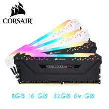 CORSAIR RGB PRO DDR4 RAM 8GB 3000MHz DIMM Desktop Memory Support Motherboard 8g 16g ddr4 3000 Mhz rgb ram 16gb 32gb(China)
