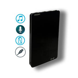 Voice-Recorder Audio Music-Player Digital MP3 Hot Playback And WAV Format Wav-Supports