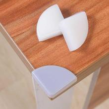 10pcs Edge Corner Protector Guard Child Security Baby Safety Table Corner Protector Transparent Anti Collision Angle Protector