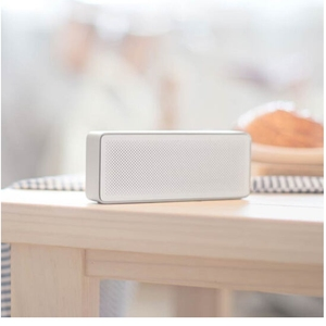 Image 3 - Xiaomi altavoz caja cuadrada 2 Original, altavoz estéreo portátil inalámbrico, Mini HiFi Bluetooth 4,0, altavoz de graves para exteriores
