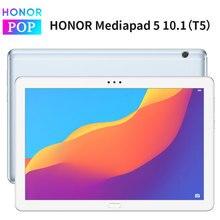 Originale Huawei Honor MediaPad T5 10.1 pollici 1080p Full HD IPS Kirin 659 Octa Core Android 8.0 honor Tablet 5 di impronte digitali di sblocco