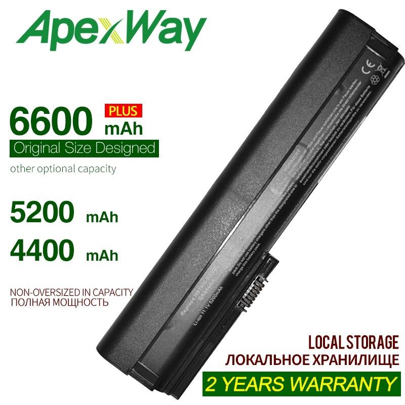 ApexWay Laptop Battery For HP EliteBook 2560p 2570p 632015-241HSTNN-DB2K HSTNN-DB2M HSTNN-UB2L HSTNN-XB2J HSTNN-XB2L QK644AA