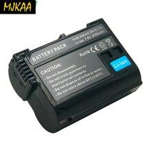 MJKAA 2550mAh EN-EL15 ENEL15 EN EL15 decoded Camer