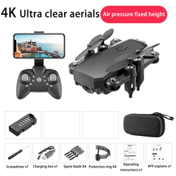 LF606 Quadrocopter Mini Drone With 4K Camera FPV Profesional HD Foldable Camera Drones Altitude Hold Children ChristmsToy