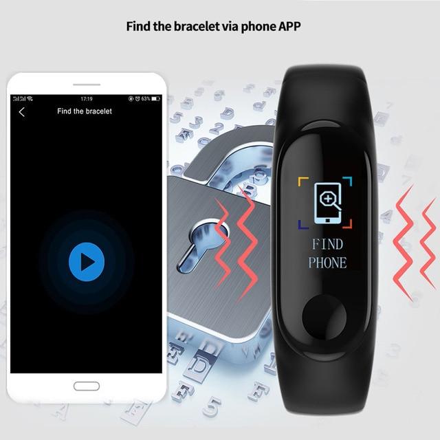 M3 Pro Sport Smart Watch 10