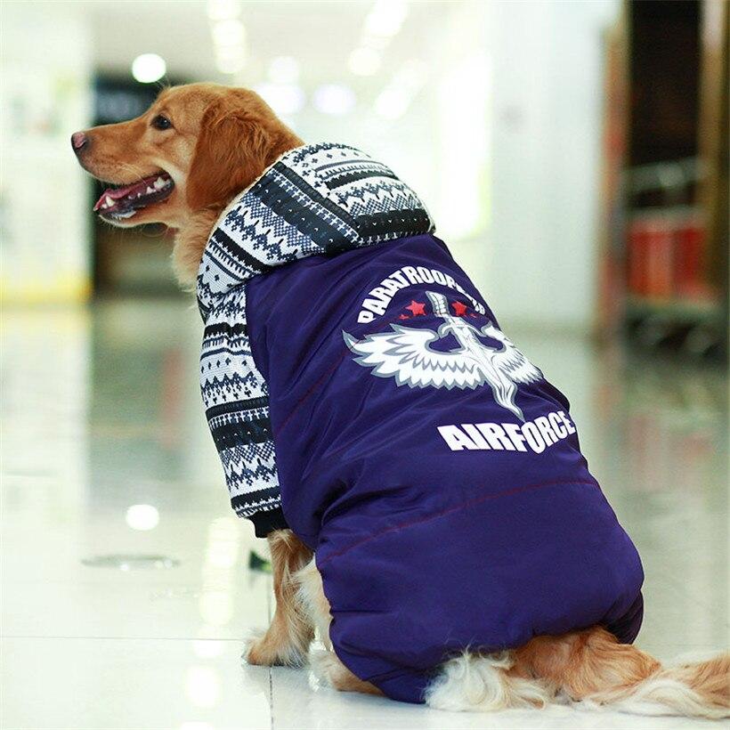 Dog Pet Clothes warm (11)