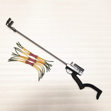 Shooting-Toys Slingshot Recanting Mini Outdoor Creative Bore A/B