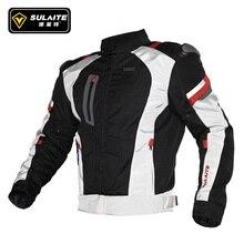 אופנוע חורף ראלי מירוץ מעילי חליפת טיטניום סגסוגת עמיד למים בגדי מירוץ אופנוע הגנת Moto רכיבה מעילים