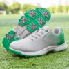Men Golf Sneakers Rotating Nails Golfing Sport Shoes Male Professional Men Athletic Sneakers Large Size Golf Mens Shoes