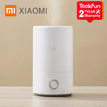 2021 New XIAOMI Original MIJIA Humidifier 4L Mist Maker broadcast Aromatherapy essential oil diffuser scent Home air humidifiers 1