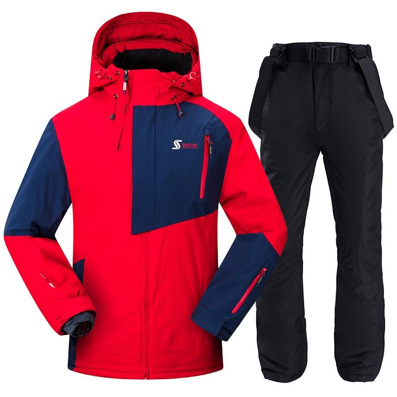 Men Ski Suit