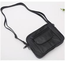 Женская сумка из натуральной кожи модная простая в европейском