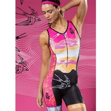 BETTY 2019 pro team outdoor custom womens vest triathlon suit body set swimwear cycling uniform woman  ciclismo clothing for