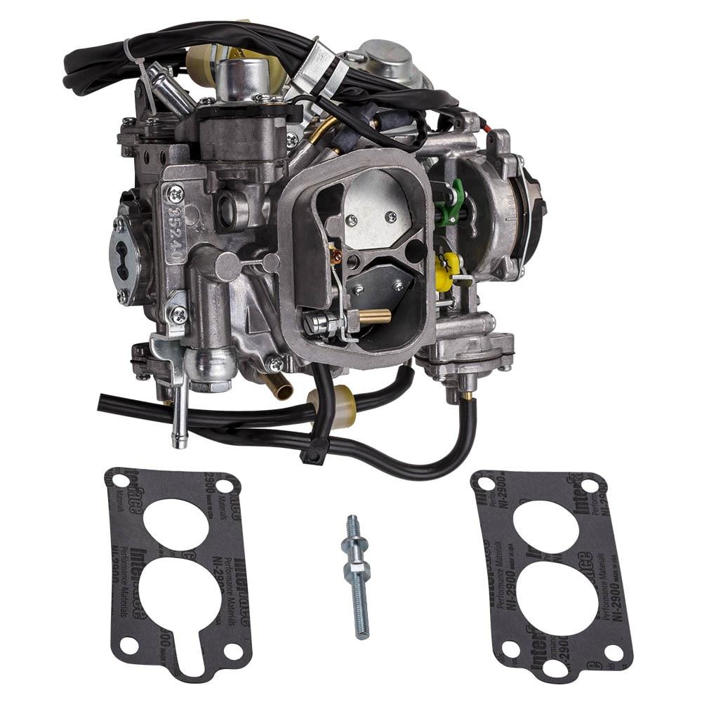 2366cc Carburetor Carb for Toyota Pick up Base 2.4L 2366cc L4 Manual 1983-1987