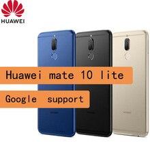 celular Huawei Mate 10 Lite smartphone 4GB 64GB Kirin 659 16MP Rear Camera 3340 mAh Mobile Phones