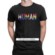 Clássico masculino tshirts homem lgbt novidade premium algodão t aptidão gay orgulho pansexual bissexual t camisas streetwear
