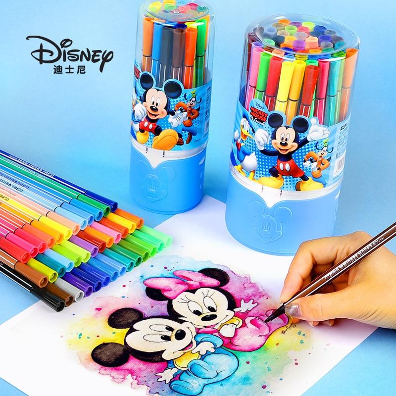 12/24/36/48 color Disney frozen cute watercolor pen graffiti painting color pen colorful watercolor pen men and women gifts
