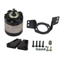 1:10/1:5 Gearbox With Motor Wheel Replacement Metal For Crawler RC4WD D90