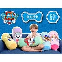 Paw Patrol 45*20cm plush doll children's toy pillow sofa car pillow lumbar pillow office nap lazy pillow pillow baby toy pillow