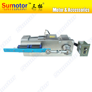 Image 1 - AC 220V 120W 150 200mm automatic Linear actuator reciprocating motor Variable Low Noise Incense squirt spraying pellet mechanism