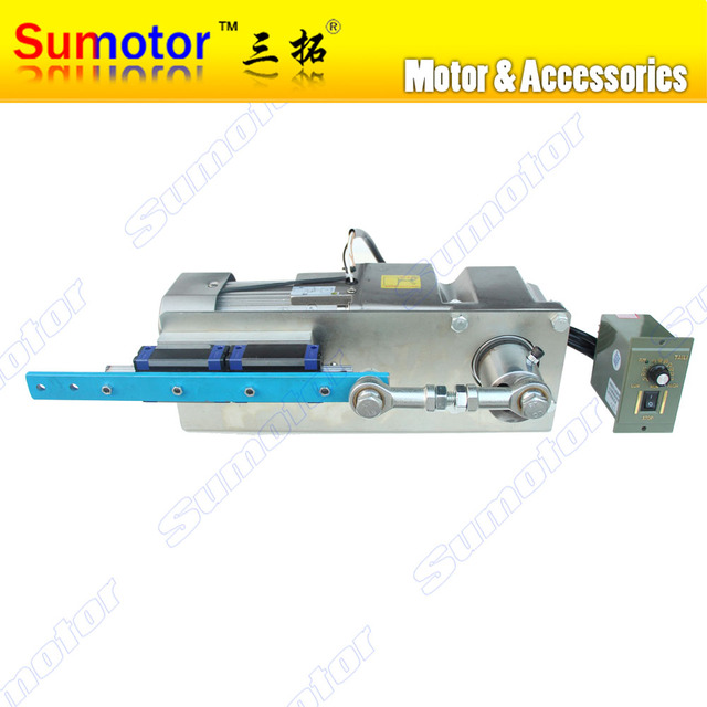 AC 220V 120W 150 200mm automatic Linear actuator reciprocating motor Variable Low Noise Incense squirt spraying pellet mechanism