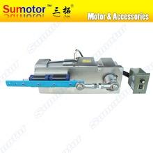 AC 220V 120W 150 200mm automatische Lineaire actuator vergeldende motor Variabele Low Noise Wierook squirt spuiten pellet mechanisme
