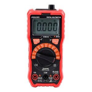 Image 3 - JCD наборы паяльников 80 Вт 220 В, цифровой мультиметр с регулируемой температурой, автоматический RangingLCD паяльник, сварочный ремонтный инструмент