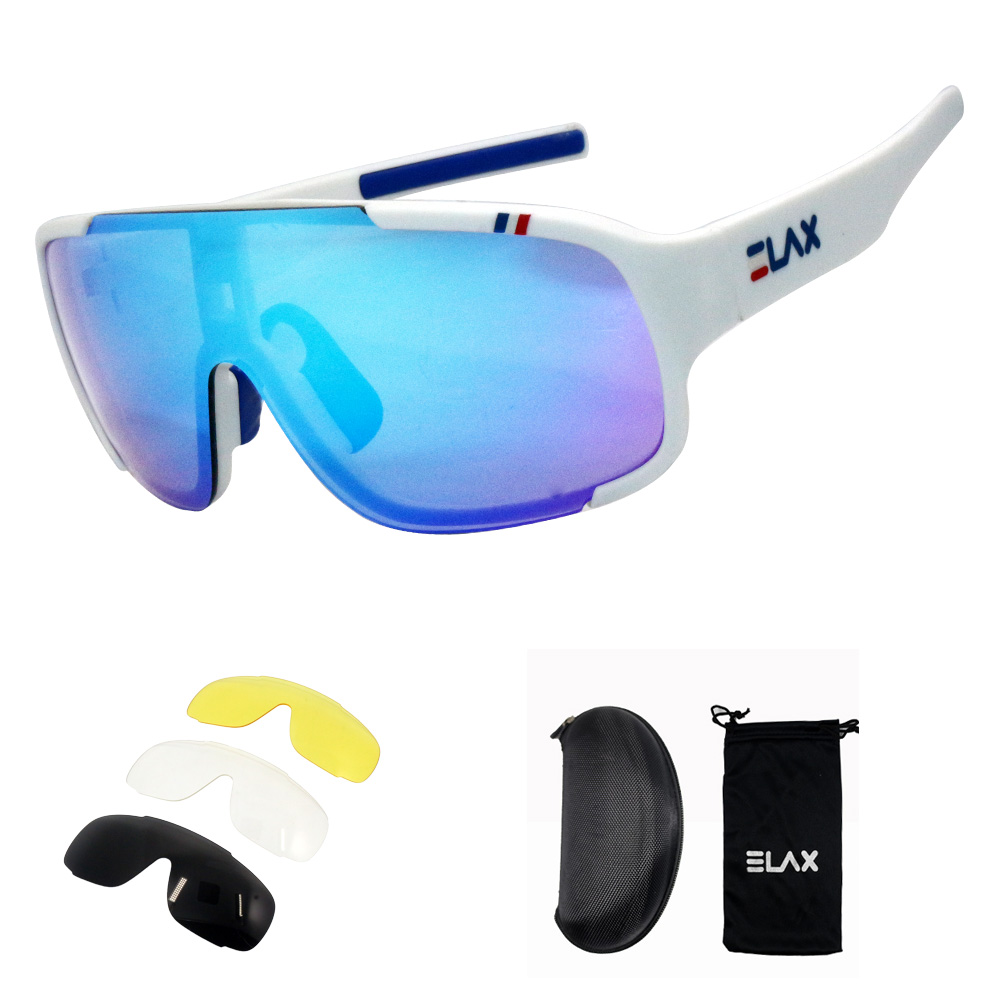 Cycling Eyewear Goggles Bicycle-Sunglasses Mountain-Bike Outdoor Men