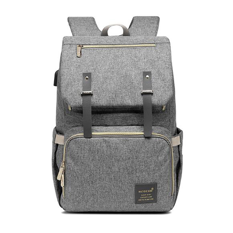 Mummy Maternity Nappy Bag Backpack Diaper Bag For Stroller Newborn Baby Outdoor Travel Multifunction Handbag BSY002