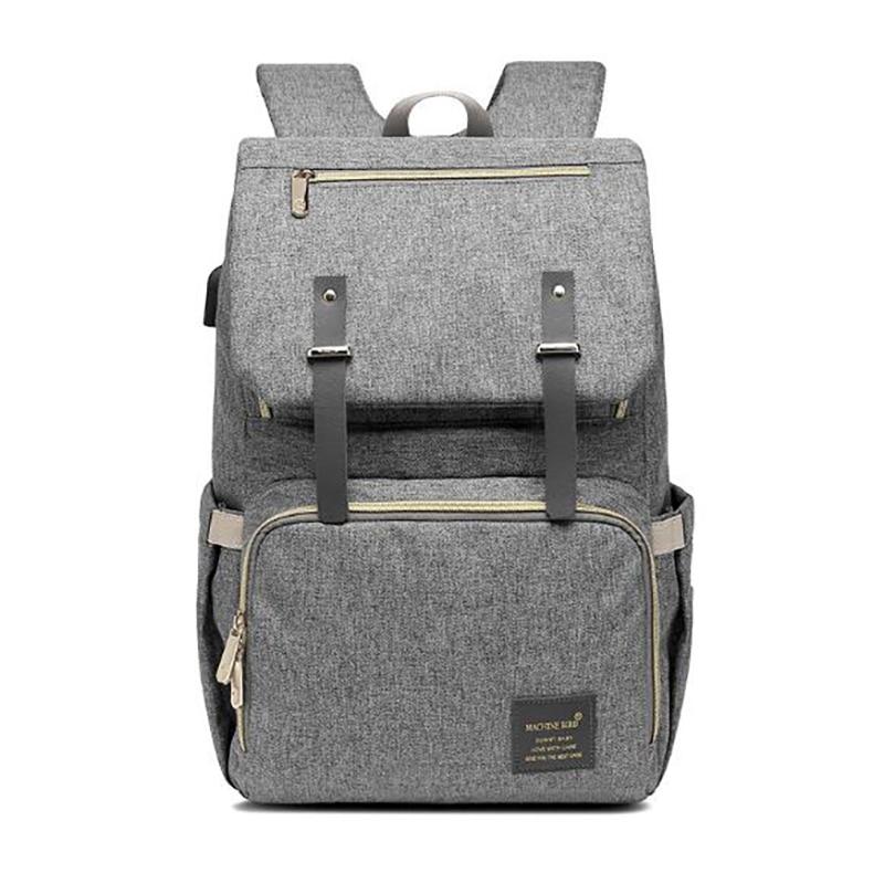 Mummy Maternity Nappy Bag Backpack Diaper Bag For Stroller Newborn Baby Outdoor Travel Multifunction Handbag BSY002