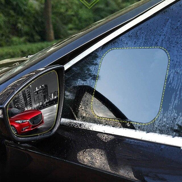 Фото lcyonger 2 шт автомобильное боковое зеркало заднего вида hd цена