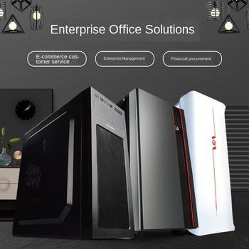 AMD A8-9600 Mini Enterprise Customer Service Office Computer/Home Gaming Assembly Machine/Desktop Mini Compatible Machine/DIY PC
