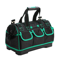 16/18/20inch Tool Bag Portable Electrician Bag Multifunction Repair Installation Canvas Large Thicken Tool Bag Work Pocket