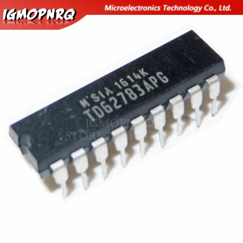 10 PCS TD62783APG DIP-18 TD62783AP TD62783 Source Drive